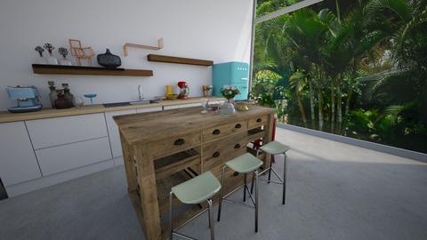Iginsp - Classic - Kitchen - by gabrielale