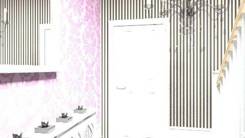 julies hallway  - Hallway - by Caitlin Johnston