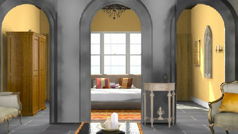 Boutique style room - Rustic - Bedroom - by Surfinchic1