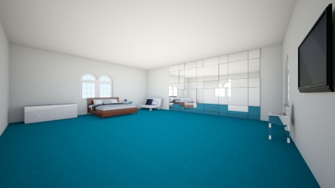 relax - Modern - Bedroom - by Jada Thomas