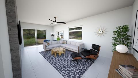 DWR Lucas living 2 - Living room - by mikaelawilkins