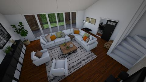 From above - Living room - by Tuitsi
