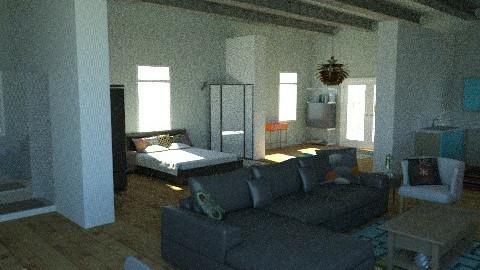Studio Apartment - by drummerx33grl17