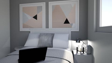Maya Room 1 - Modern - Bedroom - by Themayaroose