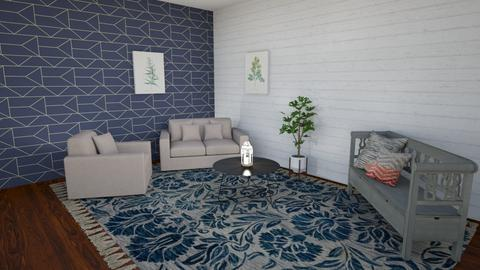 Joannah Gaines - Living room - by southern gal 13