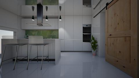 plkio - Kitchen - by hivek93