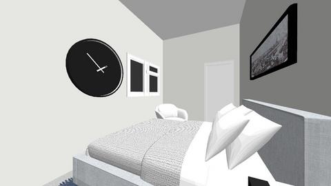 ido - Bedroom - by amitmeltzer12
