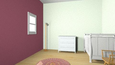 nursery by sam - Classic - Kids room - by samrob6