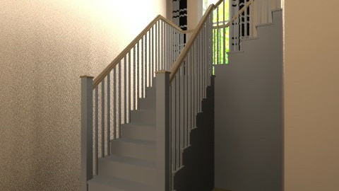 stair halls - Vintage - by bellabravis