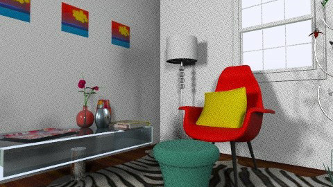 Reading Nook - Living room - by unprodigal