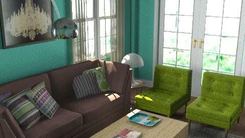 Living room 9 - Living room - by Alyssa Turner