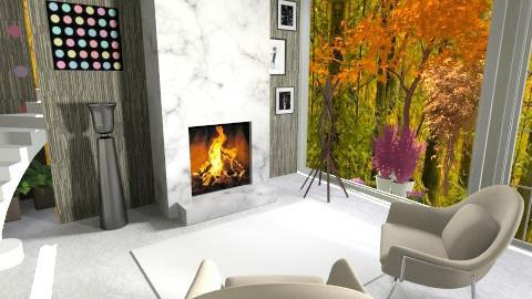 Living room - Modern - Living room - by iloveidream