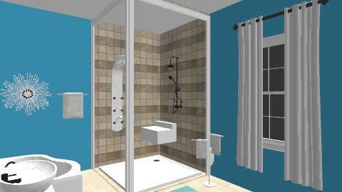 McCarthy - Minimal - Bathroom - by maghee