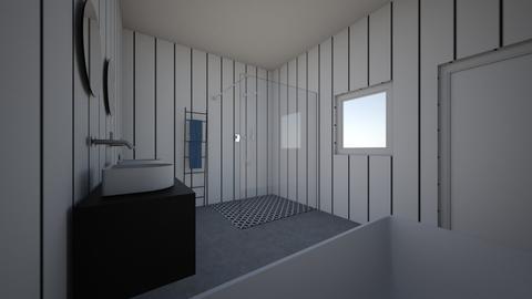 bathroom - Modern - Bathroom - by hallo1234