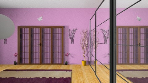 like - Glamour - Bedroom - by sofiabk