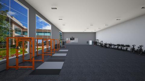 Training Gym Al Hanna - by rogue_b1a15004562bda3f143bb2fab3d24