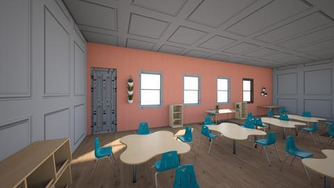 katherine - Kids room - by JRAHTVMWDJCERADRMNZGTXAKQXKDUWA