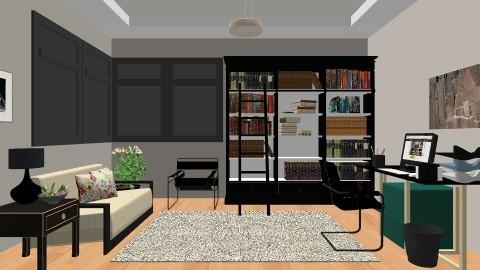 Office 01 - Modern - Office - by DMLights-user-1334755