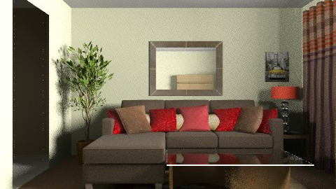 Yvonne's livingroom xxc - Modern - Living room - by yvonne400cc
