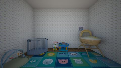 baby room - Classic - Kids room - by Ocean Fish 1