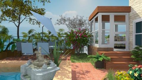 Garden - Classic - Garden - by Bibiche
