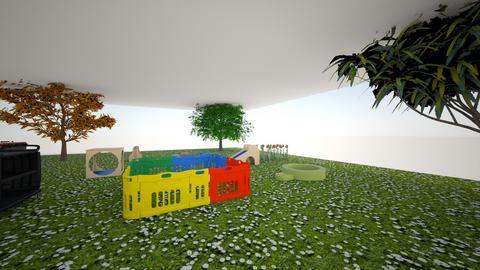 center - Kids room - by AEAWREBPAQMJKRCJBDGCLYZRYQHQGQW