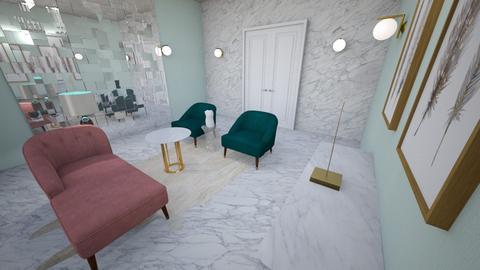 light room - Living room - by pmochtakova