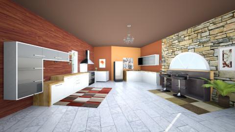 kitchen_dream - Modern - by Kristin_m