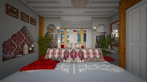 David Mollets - Modern - Bedroom - by thefairysknight
