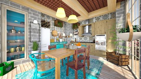 Kitchen - Kitchen - by nanabpf