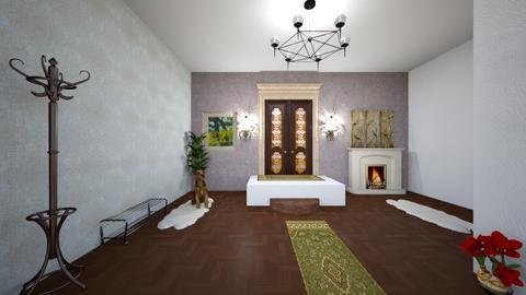 Ekman design Hallway - Vintage - by mennymay