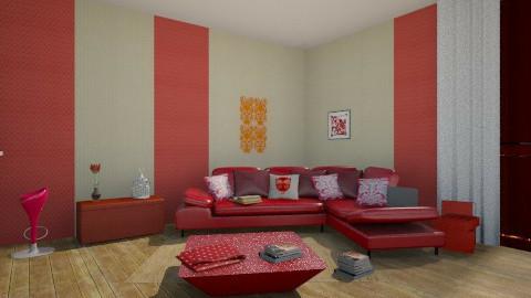 living room - by vas_enik