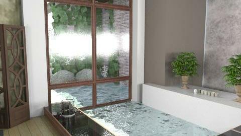 cemen - Modern - Garden - by naki1
