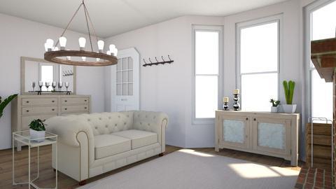 Bitter Cascara - Vintage - Living room - by 2008665