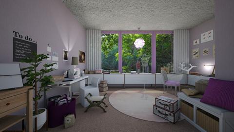 vision room - by allday08