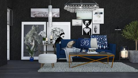 Tea - Living room - by zarky