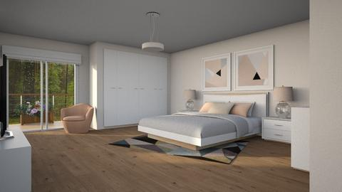Artisan Flooring II - Eclectic - Bedroom - by Theadora