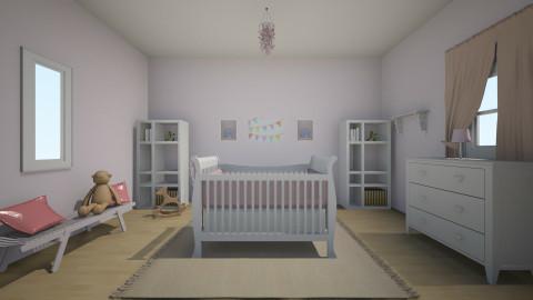 Nursery - Kids room - by imstephaniee_