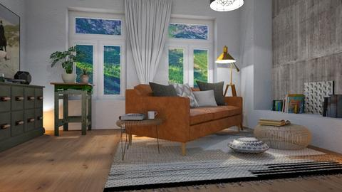 livingroom - Living room - by siljaj