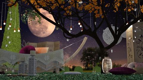 Party - Modern - Garden - by Jessica Fox