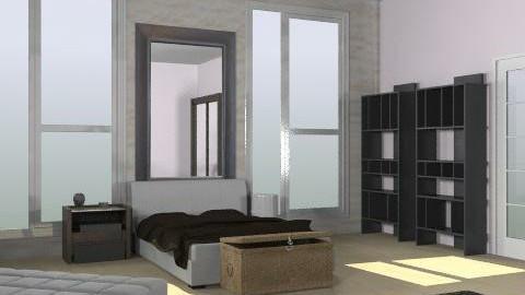 1st bedroom - Feminine - Bedroom - by designluvr
