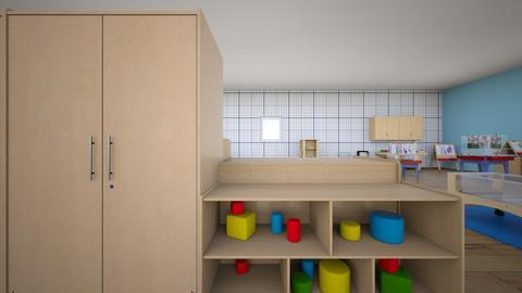 toddler room - Kids room - by WRRYWQCKCAJDYAXJCQTWDXJVYLLCEHL