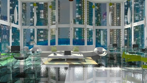 techno - Modern - Office - by trees designs