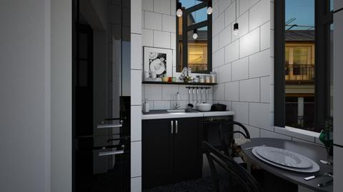 Casa193Kitchen - Modern - Kitchen - by nickynunes