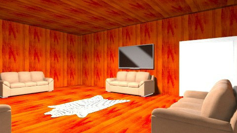 living room - by nicolehidalgo77