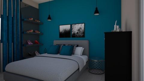 Bedroom - Glamour - by Cornelisee