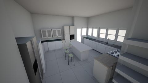 my new kitchen - Modern - Kitchen - by mjdominichini