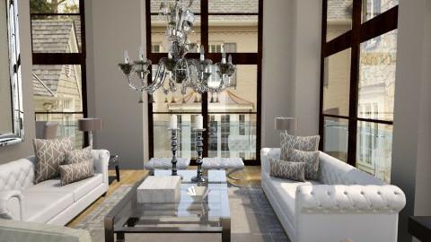 paris loft9 - Living room - by naki1