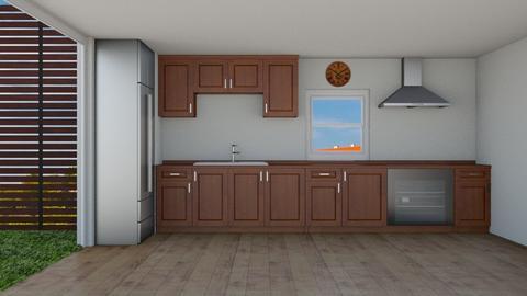 BOHEMIAN KITCHEN - Kitchen - by KC Pechangco