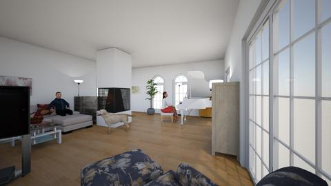 Wohnzimmer 4 - Classic - Living room - by ilkipilki